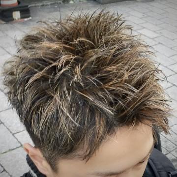 New my hair