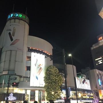 材料買い出し! in表参道。